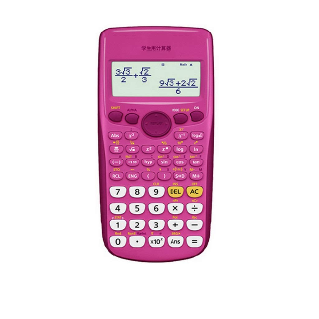 RJ HOME Students Use Computer Multifunction Calculator Exam Students