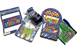 Birthday Party Supplies Set Plates Napkins Cups Tableware 16 Guests 102 pc
