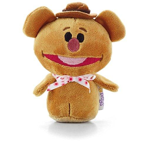 Hallmark itty bittys The Muppets Fozzie Stuffed Animal (Bitty Bear Itty)