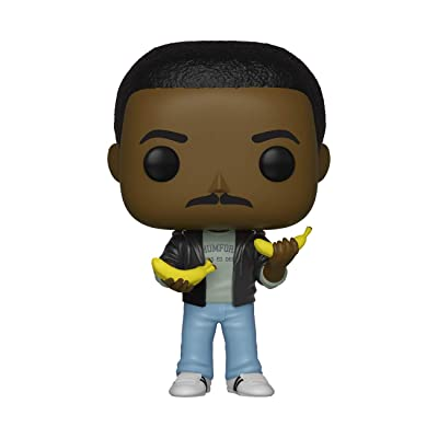 Funko Pop! Movies: Beverly Hills Cop - Axel (Mumford): Toys & Games