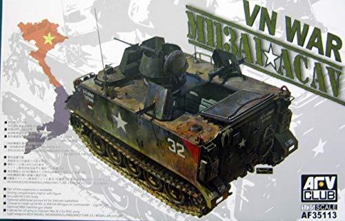 (AFV35113 1:35 AFV Club M113A1 ACAV Vietnam War [MODEL BUILDING KIT])