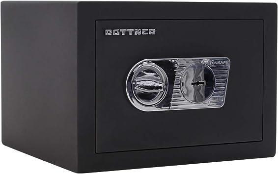 Caja Fuerte Certificada Antirrobo Rottner Toscana40 DB: Amazon.es: Bricolaje y herramientas