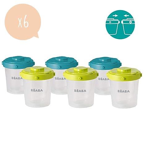 Beaba Storage Pots