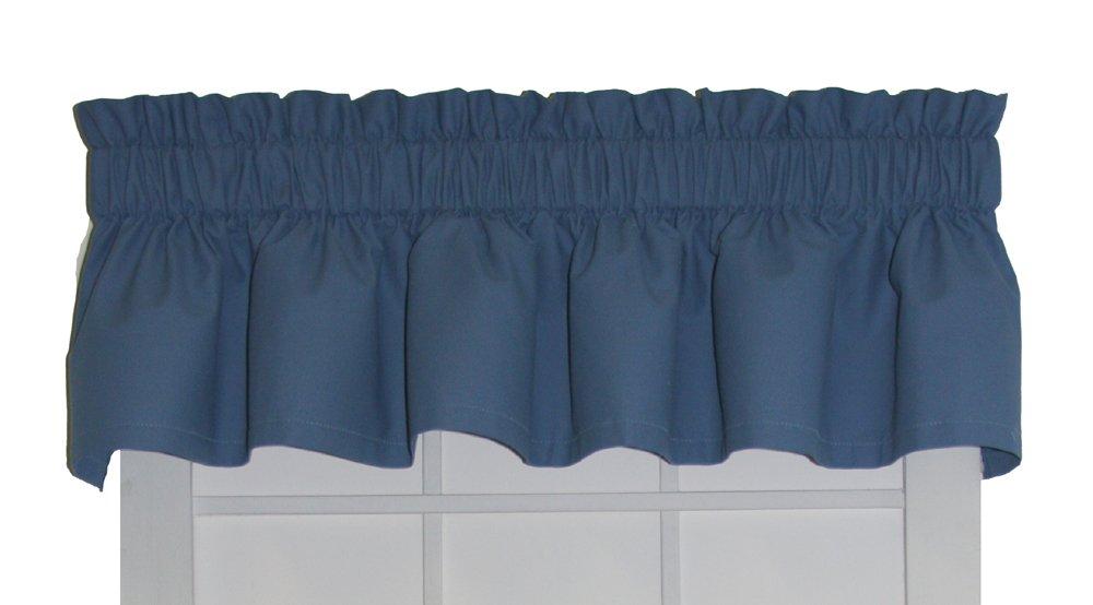 Wide Pocket Valance Curtains Oh Decor Curtain