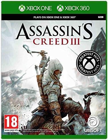 Assassins Creed III Classics Ed - XBox 360 - PRE OWNED: Amazon.es ...