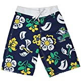 Wes and Willy Floral Boardshort/Notre Dame Fighting Irish