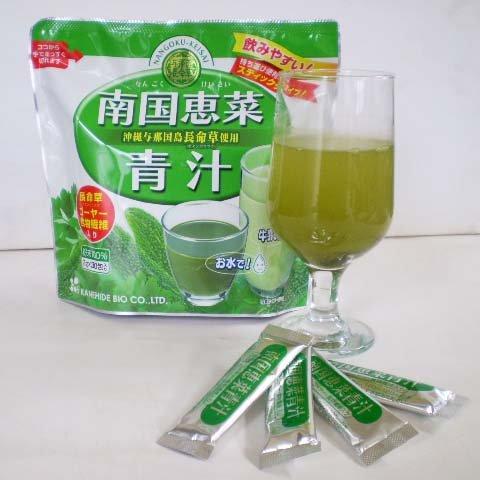 南国恵菜青汁 5袋(1袋2g×30包) B06XJFNMC9