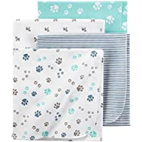 Carter's Baby Boys' Receiving Blankets D06g045, Print, One Size