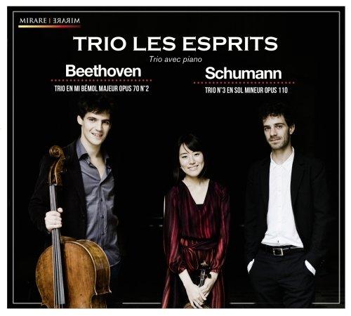 Price comparison product image Beethoven: Piano Trio Op.70 No.2; Schumann: Piano Trio No.3