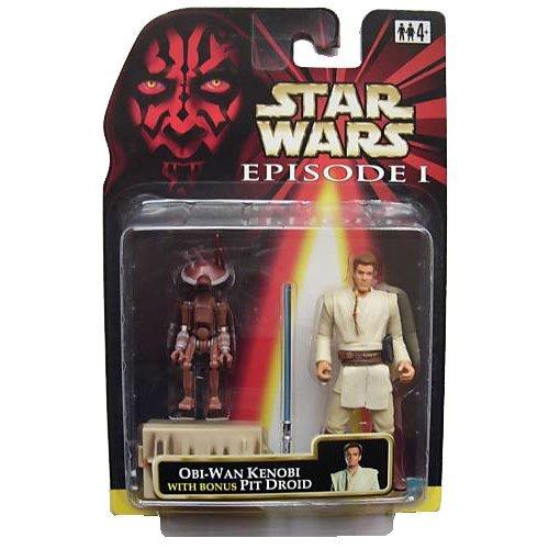 Star Wars Darth Maul & Battle Droid 2 Pack Ep1