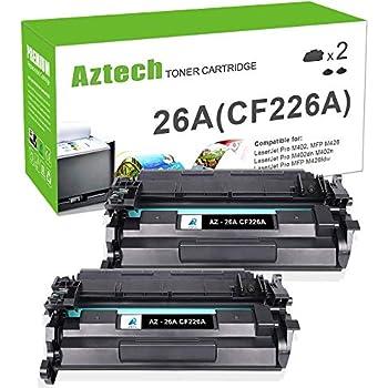 Amazon.com: HP 26A | CF226A | Toner Cartridge | Black ...