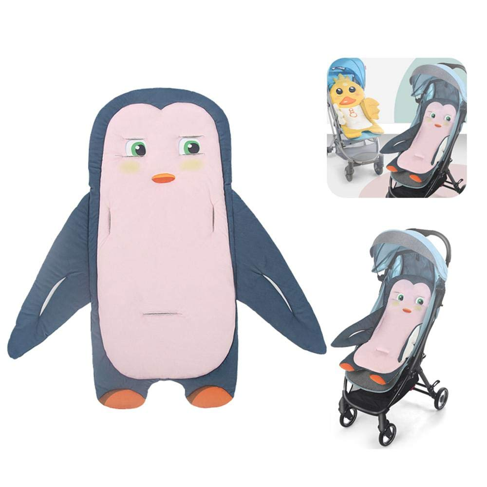 Ceepko Cartoon Stroller Cushion, Baby Infant Car Seat Liner Cotton Pad Anti-Skid Breathable Four Seasons by Ceepko