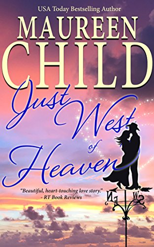 book cover of Just West of Heaven