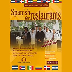 Spanish for Restaurants