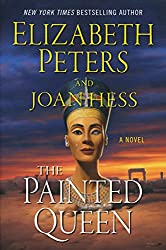The Painted Queen: A Novel (Amelia Peabody Series)