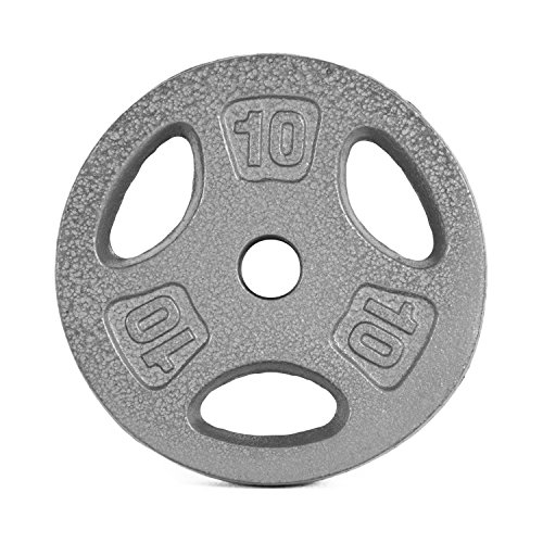 CAP Barbell 10 lb Standard Grip Plate Gray  sc 1 st  Amazon.com & Weight Plate Sets: Amazon.com