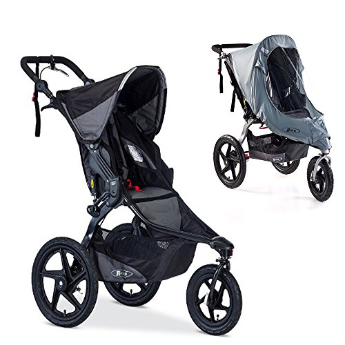 Bob Stroller Weather Cover - 5