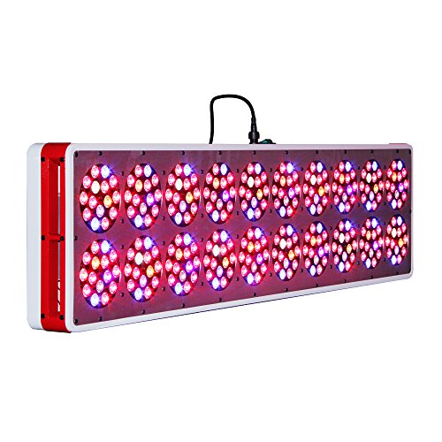 Reflector-Series 900W Exclusive LED Dimmable Hydroponic Plants Grow Light for Greenhouse Garden