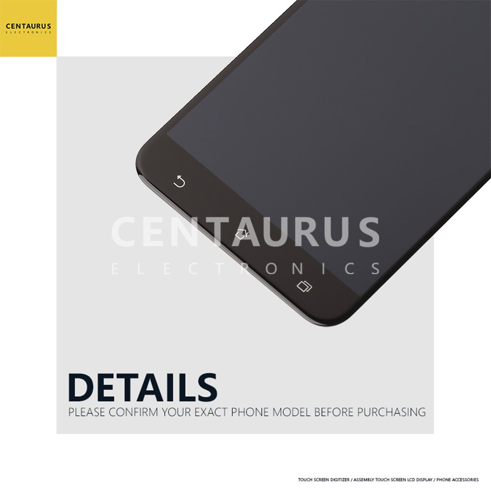 For Asus Zenfone 3 Max Zc553kl X00dd Assembly Lcd Touchscreen 6 Original Display Touch Screen Digitizer Glass Replacement Panel Computers Accessories
