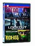 Dredd/Lockout/Kick-Ass Triple Feature
