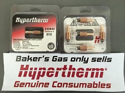 Hypertherm Powermax 85 Electrodes 220842