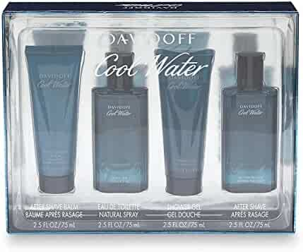 Zino Davidoff Cool Water 4 Piece Gift Set