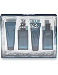 Davidoff Cool Water 4 Pieces Colognes Set for Men