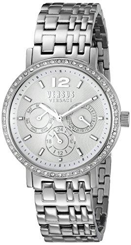 Versus-by-Versace-Womens-SOR110015-MANHASSET-Analog-Display-Quartz-Silver-Watch