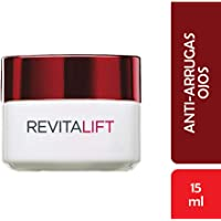 Crema antiarrugas ojos Revitalift L'Oréal Paris 15 ml