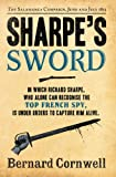 Sharpe's Sword by Bernard Cornwell front cover