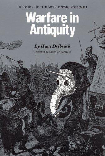 History of the Art of War, Vol. 1: Warfare in Antiquity