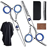 Best Thinning Shears - Hair Cutting Scissors Professional Salon Barber Scissors Thinning Review