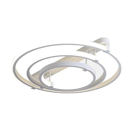 brillante Decoración LED hall 110W anillo de techo Lámpara tsdChQr