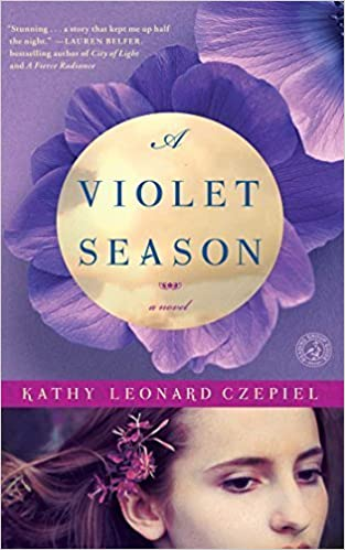 A Violet Season: A Novel – July 10, 2012