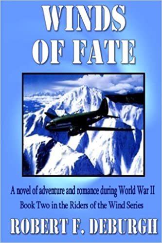 Winds of Fate (Riders of the Wind Book 2)