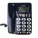 Best Cordless Phones For Seniors - HQCC Telephone/Office Home Business landline The Elderly Big Review