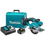 Cheap Makita XSC01T 18V LXT Lithium-Ion Cordless 5-3/8″ Metal Cutting Saw Kit (5.0Ah)