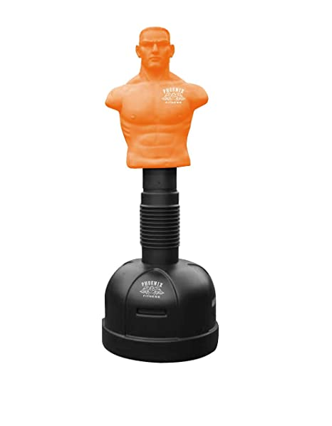 Phoenix Fitness Free Standing Pedestal Punch Man