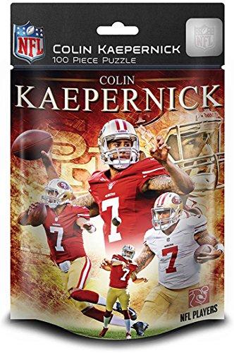 MasterPieces NFL San Francisco 49ers Pouch Jigsaw Puzzle, 100 Pieces (Best Family Activities In San Francisco)