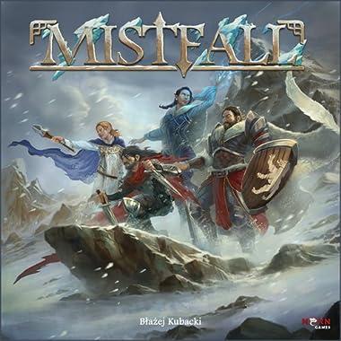 Mistfall Game