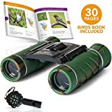 Best Binoculars For Kids - Binoculars for kids 8X21 Compact Camouflage – High Review