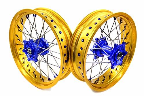 Drz400 Supermoto Wheels - 1