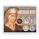 American Coin Treasures Spirit of The American West Coin Collection