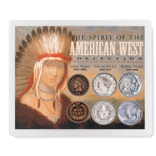 American Coin Treasures Spirit of The American West Coin Collection by American Coin Treasures