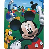 Mickey Mouse - Playhouse 40x50 Mink Style Blanket in Gift Box