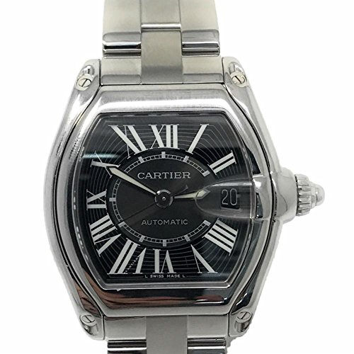 Cartier Roadster swiss-automatic mens Watch W62002V3 (Certified Pre-owned)