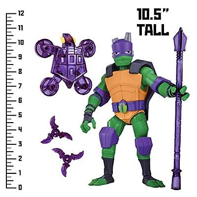 Rise of the Teenage Mutant Ninja Turtles Donatello Giant Figure, Multicolor