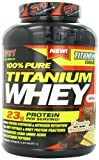 San 100% Pure Titanium Whey Diet Supplement, Chocolate Graham Cracker, 5 Pound by SAN Nutrition