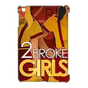 DDOUGS Broke Girls Best Cell Phone Case for Ipad Mini, Custom Ipad Mini Case