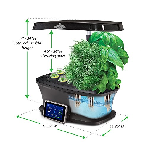 Aerogarden Bounty With Gourmet Herb Seed Pod Kit Import